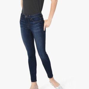 Joe's skinny ankle blue jeans size 28